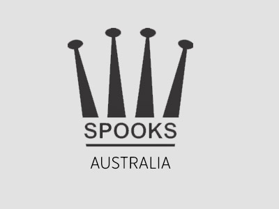 Spooks Australia Logo
