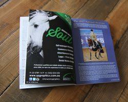 Show Pony Graphics Magazine