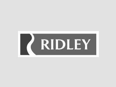 Ridley Client Logo