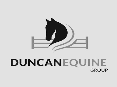 Duncan Equine Group Logo