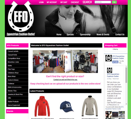 EFO Equestrian Fashion Outlet