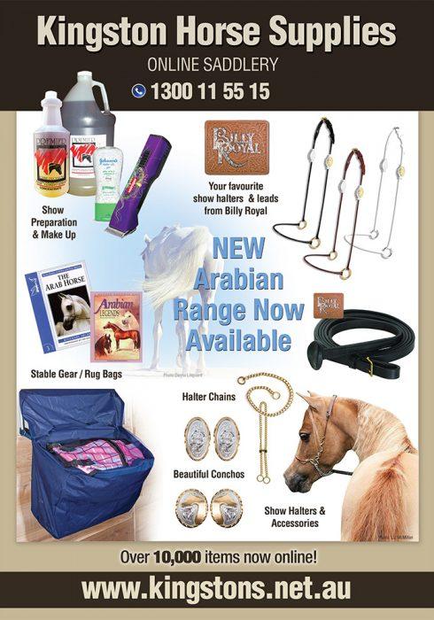 Kingston Horse Supplies 2017